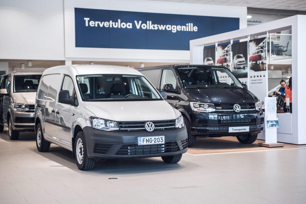 VW hyötyautot