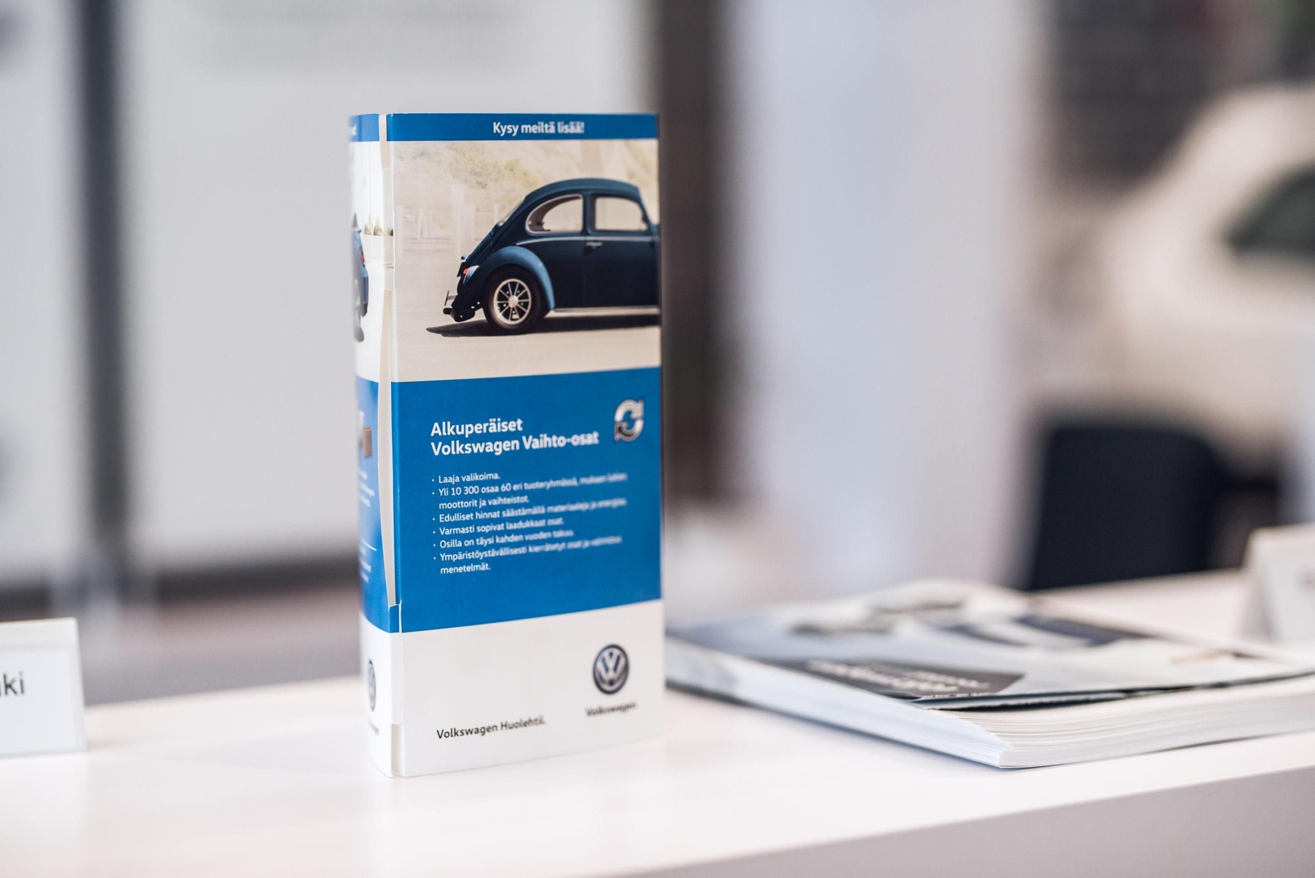 Volkswagen Care mainos