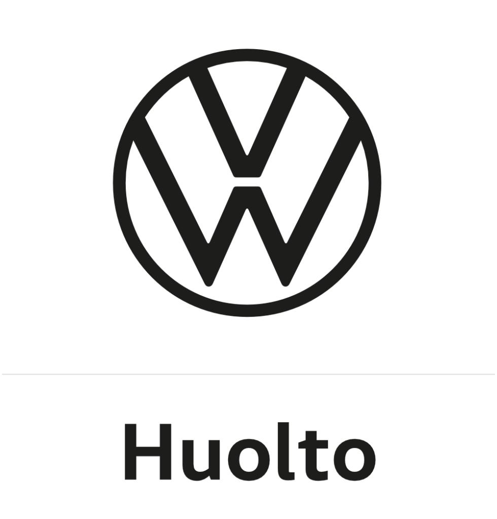 VW huolto logo